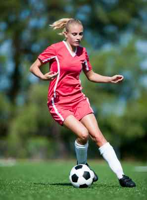 Soccer Knee Valgus North Sydney Physiotherapy
