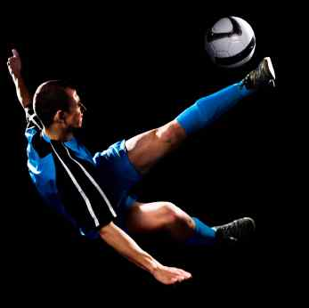 Soccer Aerial North Sydney Physiotherapy
